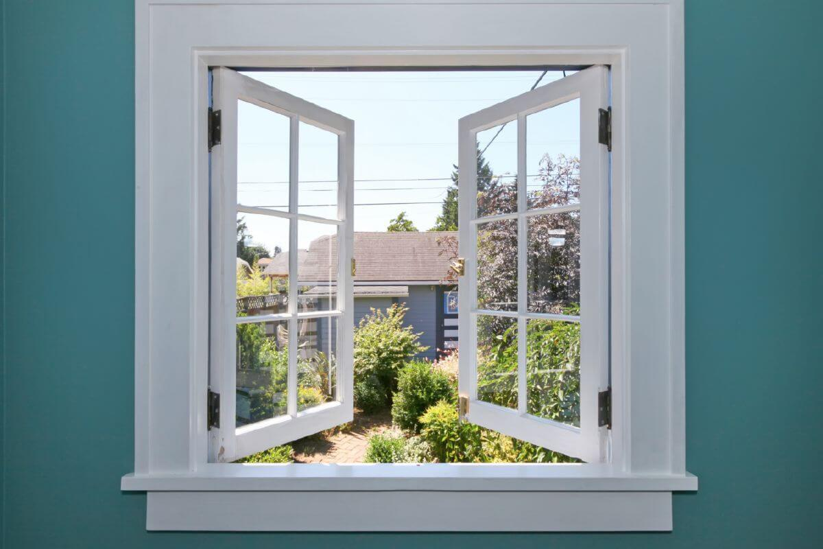 Aluminium Window Casement Merseyside