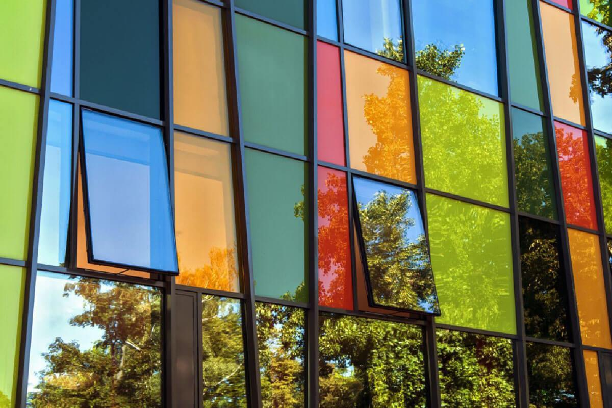 Coloured Aluminium Windows Merseyside