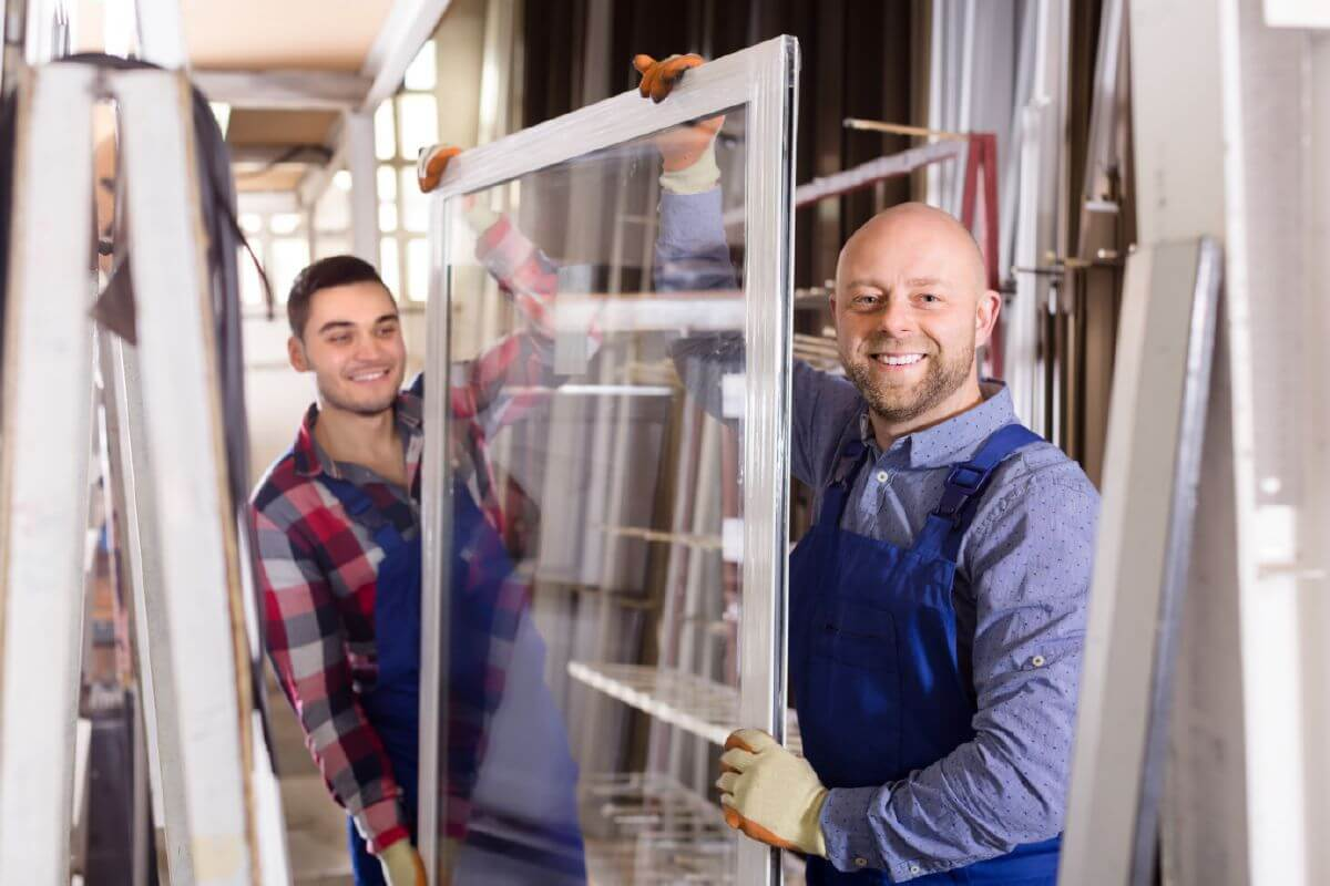 Aluminium Window Repairs Merseyside